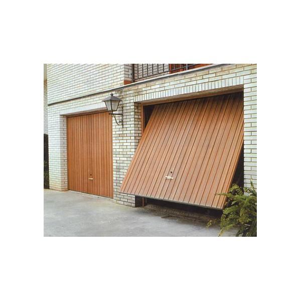 Puerta Basculante Puertas Faher
